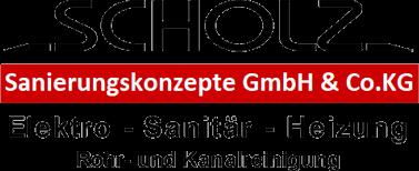 Scholz Sanierungskonzepte GmbH & Co. KG - Logo