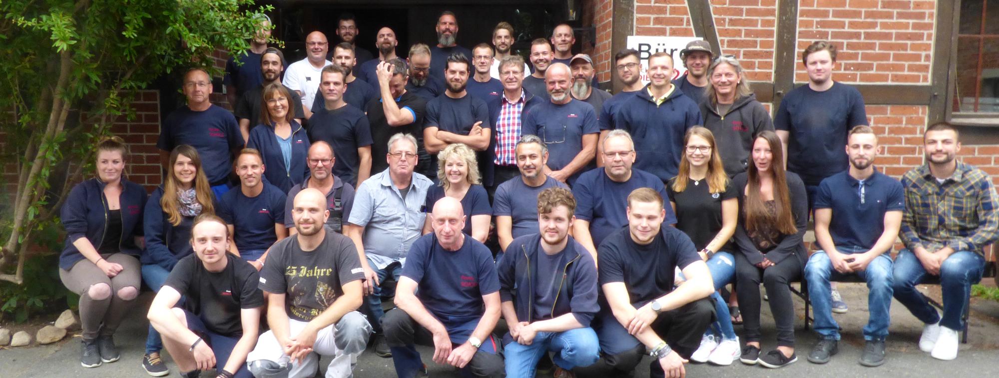 Team von Scholz Sanierungskonzepte GmbH & Co. KG