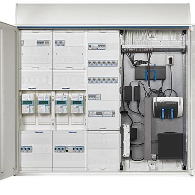 Elektroinstallationsverteiler